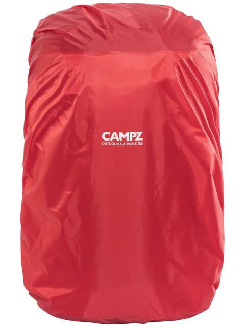 CAMPZ Rucksack Regenschutz S 6-15l rot